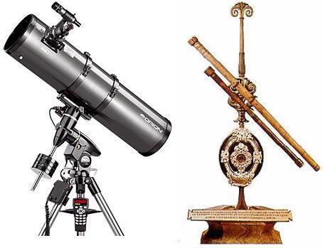 3bba002192aaeb principe des télescopes et lunettes astronomiques